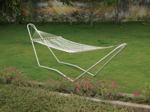 Single Small |Single Person Use|11ft Cotton Rope Hammock