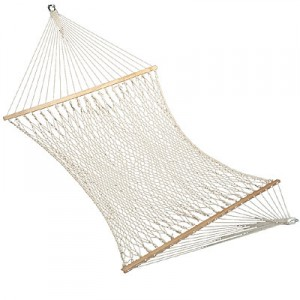 Family Size|Double Person Use|13ft Cotton Rope Hammock